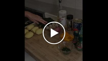 Zucchini-Squash-Stew